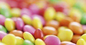 Delphine VALETTE « Je régale mes clients avec mes créations en bonbons »