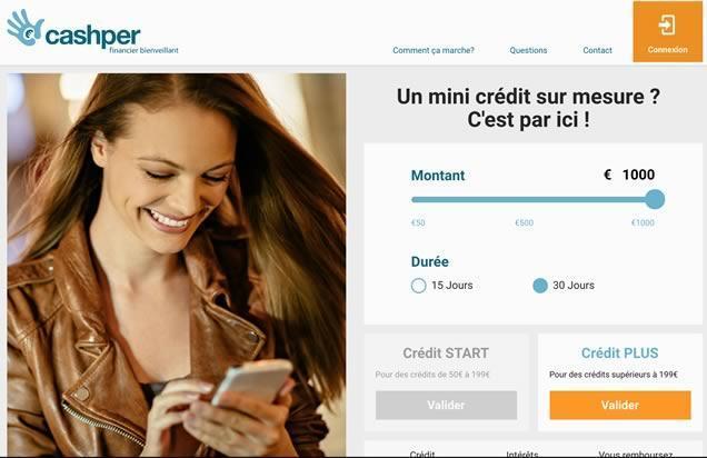 cashper micro credit