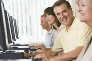 Cap sur Internet pour les 50 ans ou plus