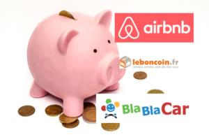 Actualité: Taxes renforcées sur vos revenus Airbnb, blablacar, kisskissbankbank ou encore Leboncoin