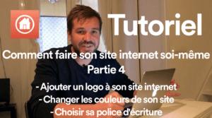 Comment faire son site internet soi-même ? Partie 4