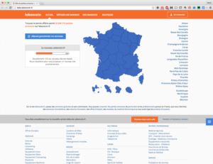 Leboncoin.fr a un nouveau site et de nouveaux outils pour gagner plus d'argent