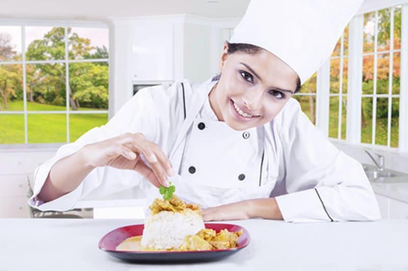 devenir chef cuisinier à domicile