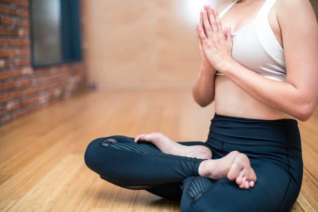 Ouvrir un studio de yoga à domicile