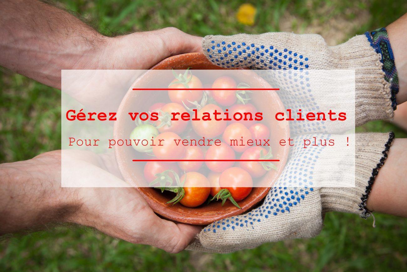 clients partage mains
