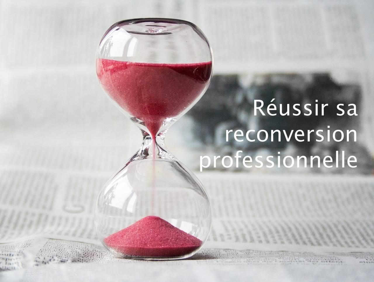 Le temps passe : il est peut-être temps de changer de métier et penser à une reconversion professionnelle ?
