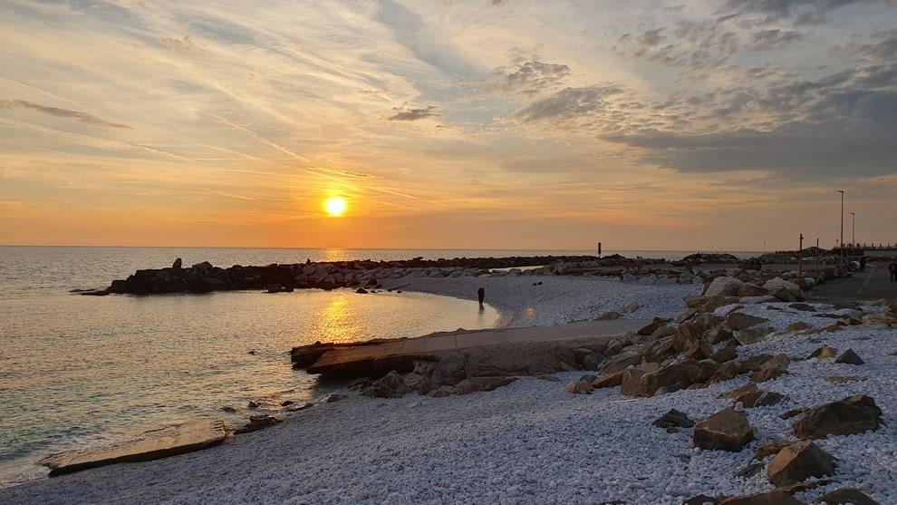 Vue de la côte, Pise